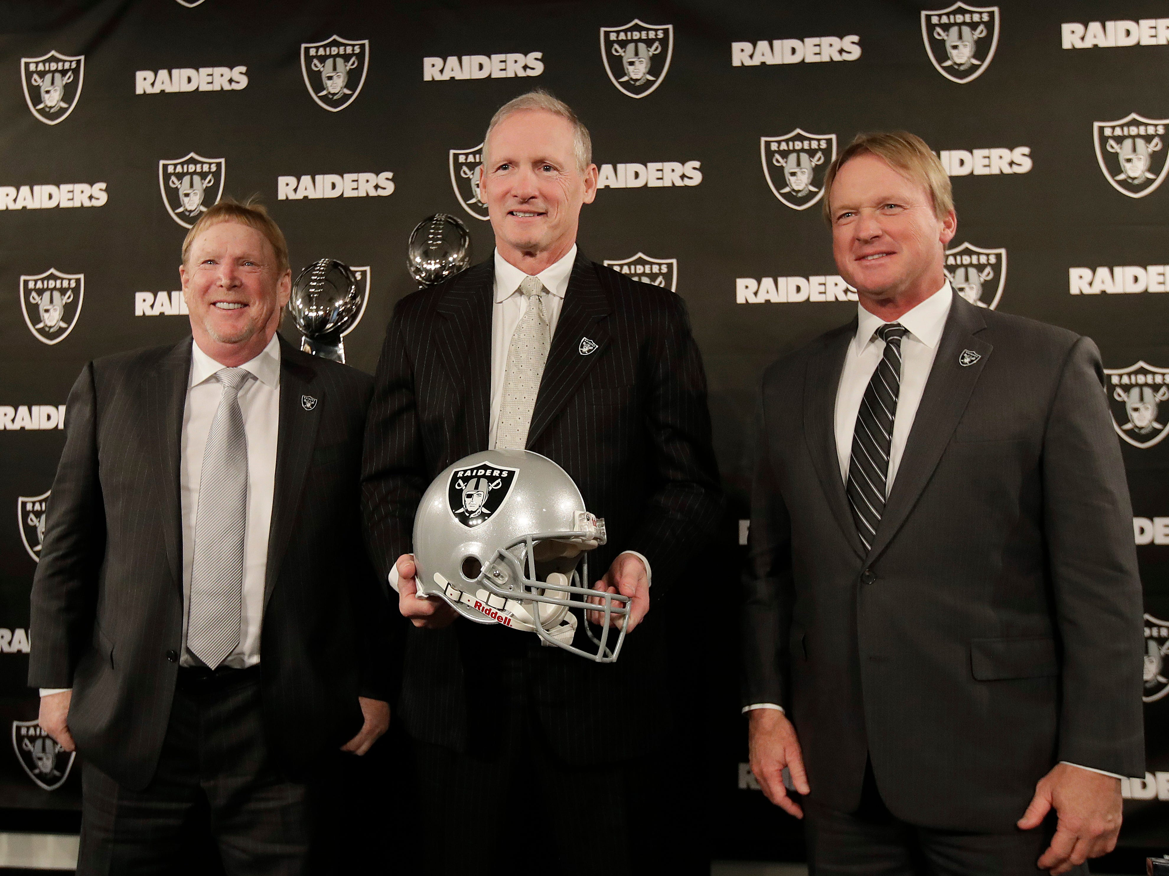 24. Raiders (23): So many holes. So many questions. Yet so much capital. New GM Mike Mayockowns four of draft's top 36 picks plus $70 million under cap.