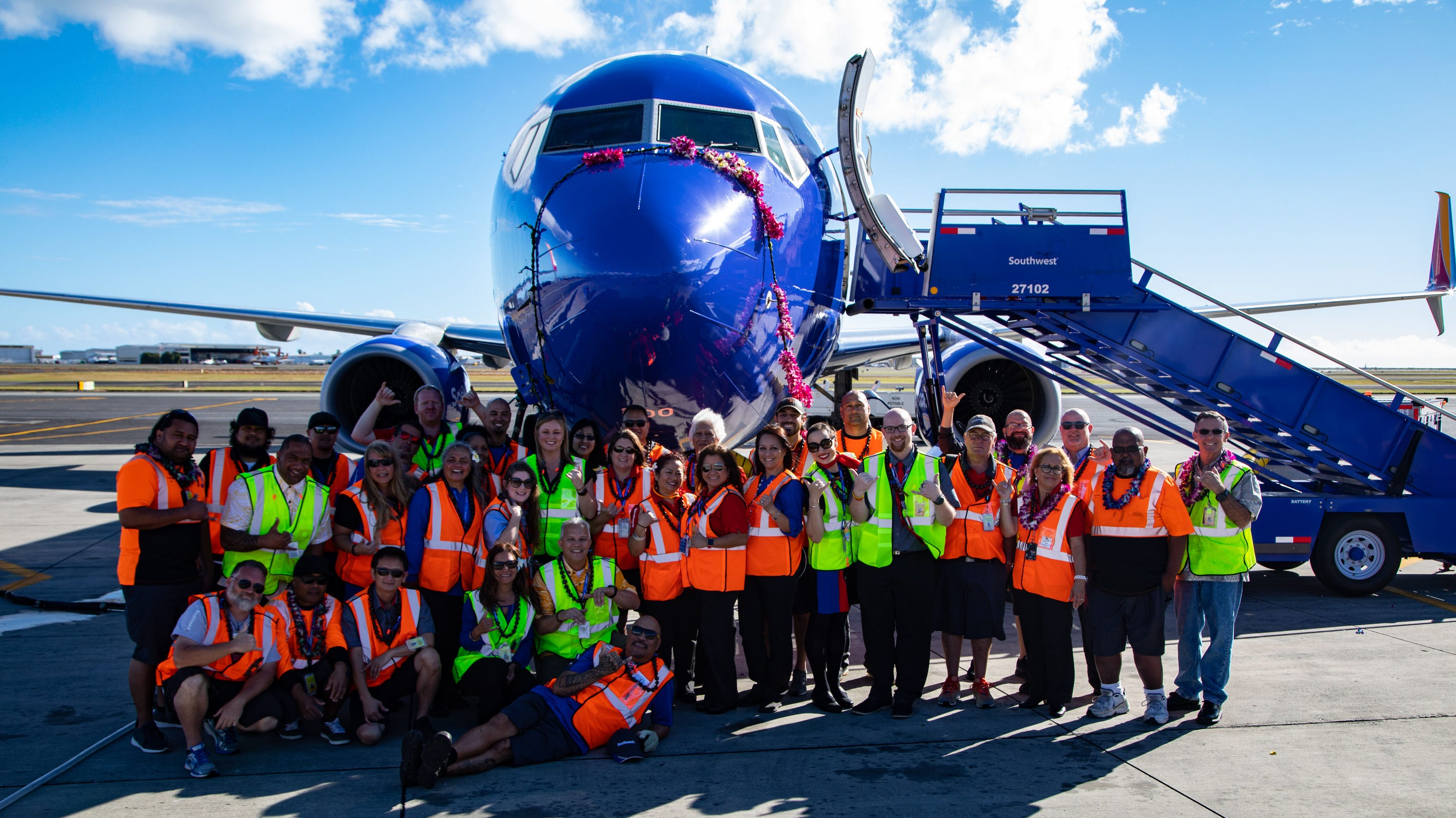 Southwest Airlines Hawaii Flights Begin March 17 49