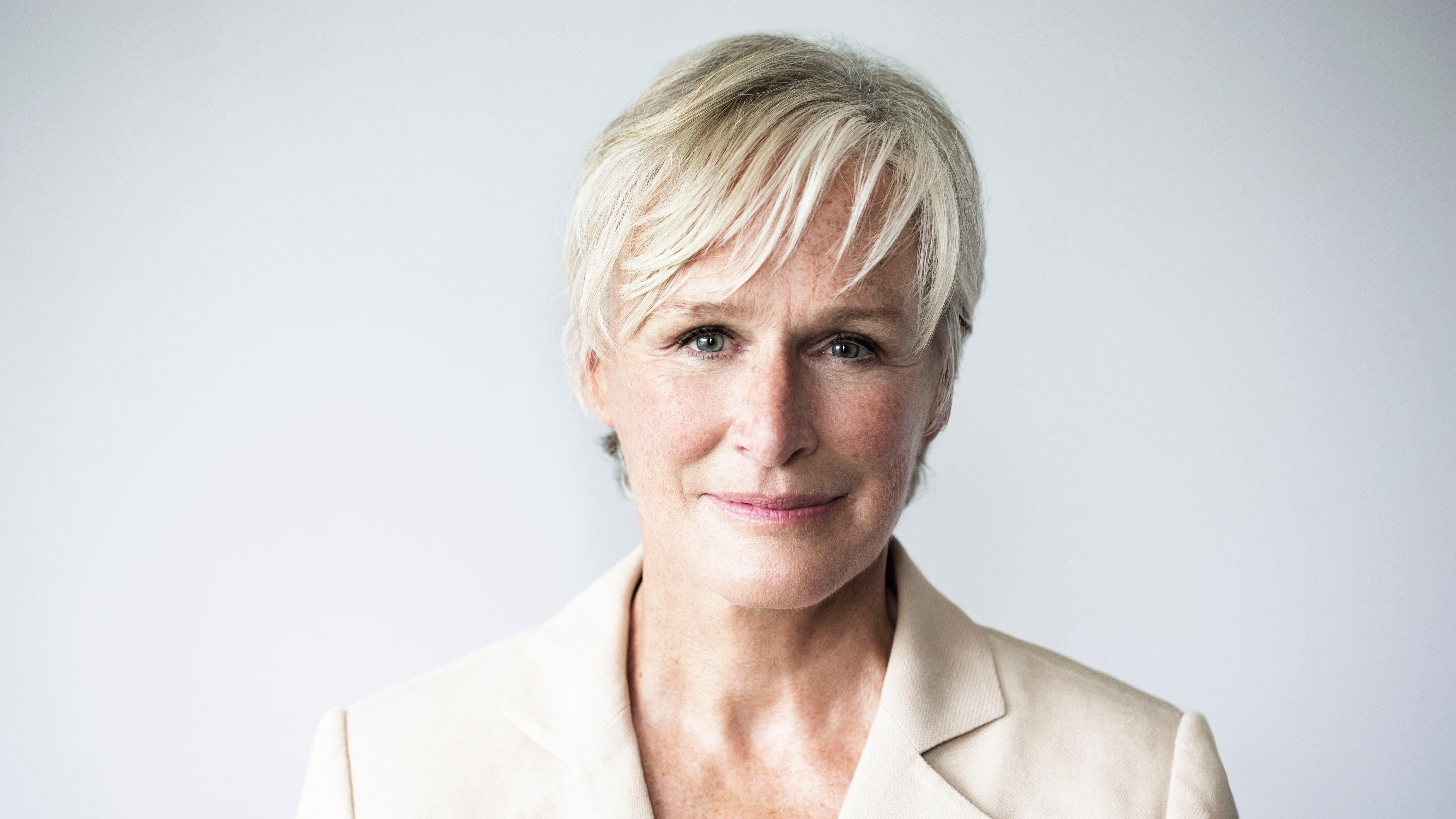 Glenn Close: Glenn Close: 'My Head Is In The Wrong Place' If I Stress