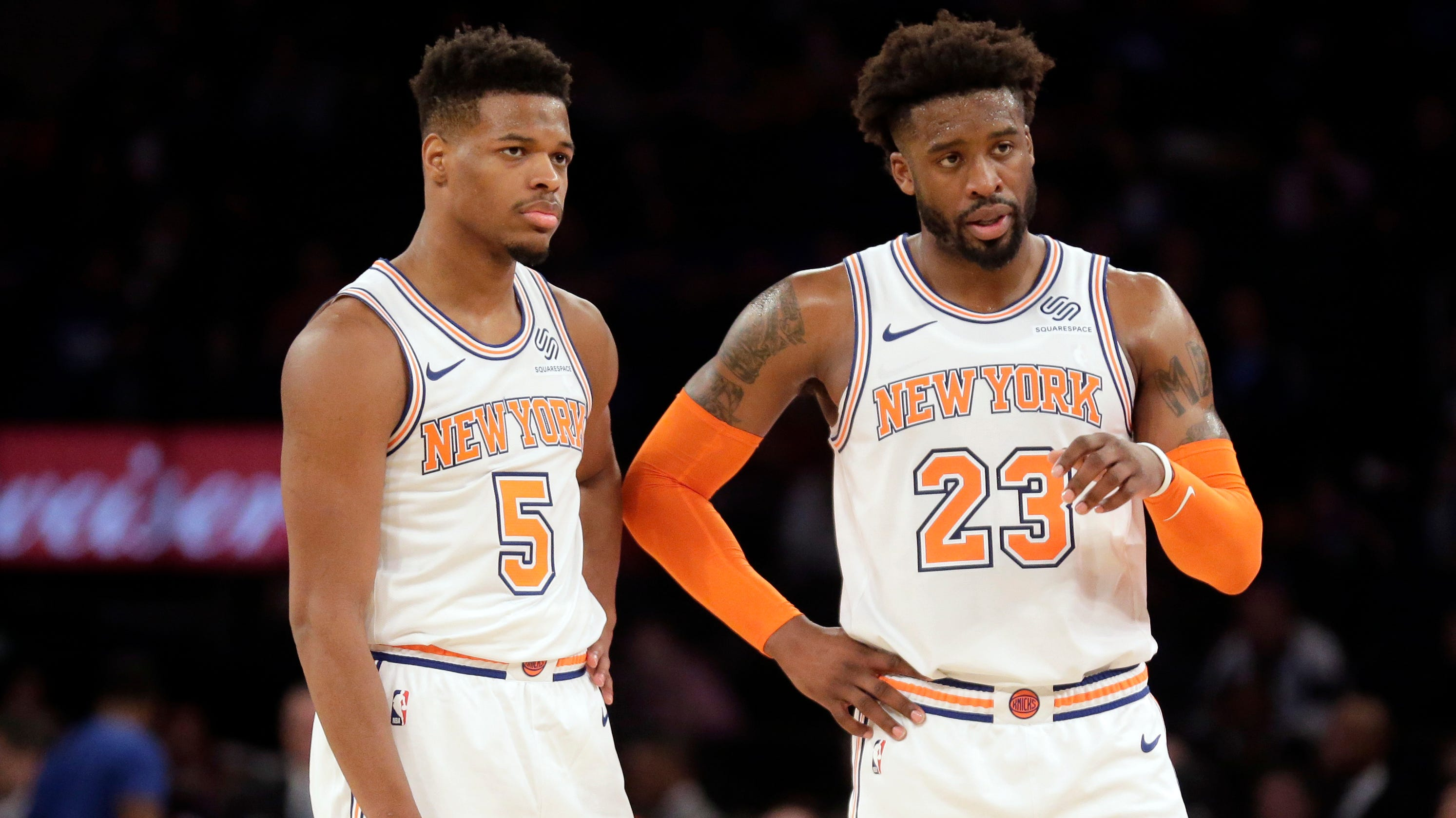 3b40b20fac9 Forbes lists Knicks as NBA's most valuable team, Lakers second