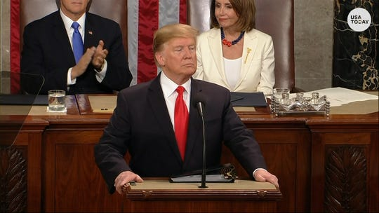 "President  Donald Trump said during his State of the Union speech that he wants to build culture that ""cherishes innocent life."""