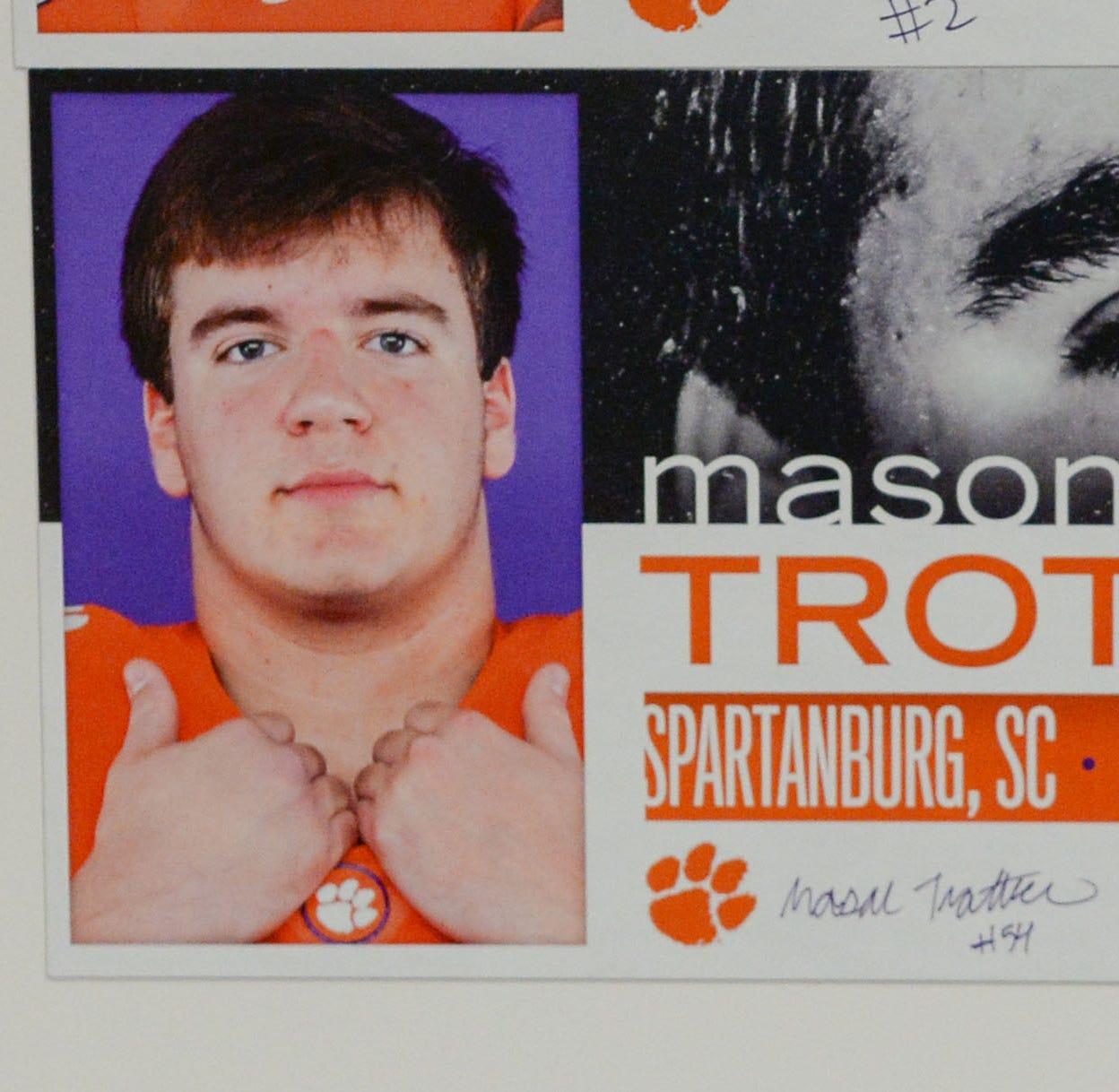 Clemson football completes its 2019 recruiting class with Upstate lineman