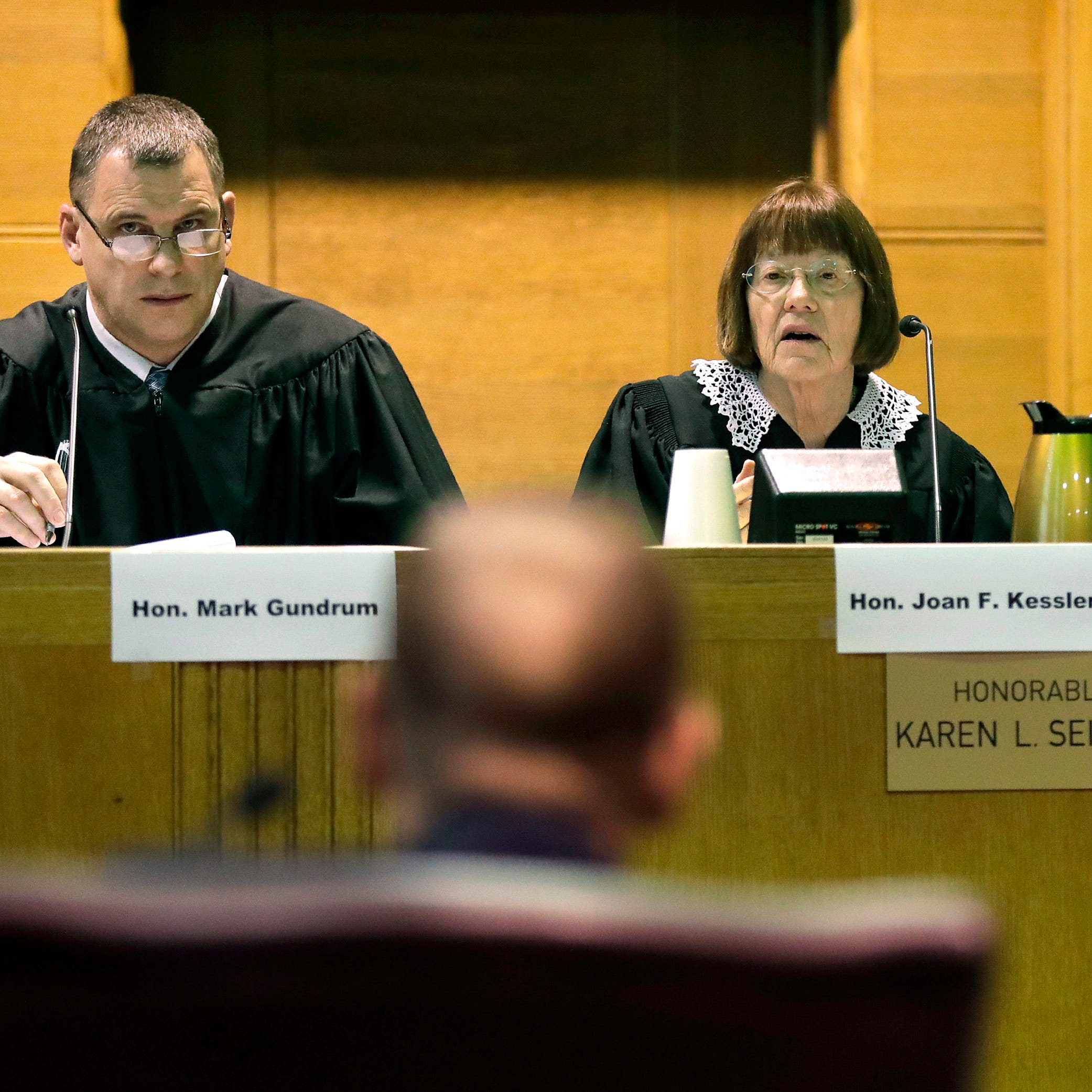 Judicial Commission launches hearing into conduct of Fox Crossing Municipal Judge Len Kachinsky