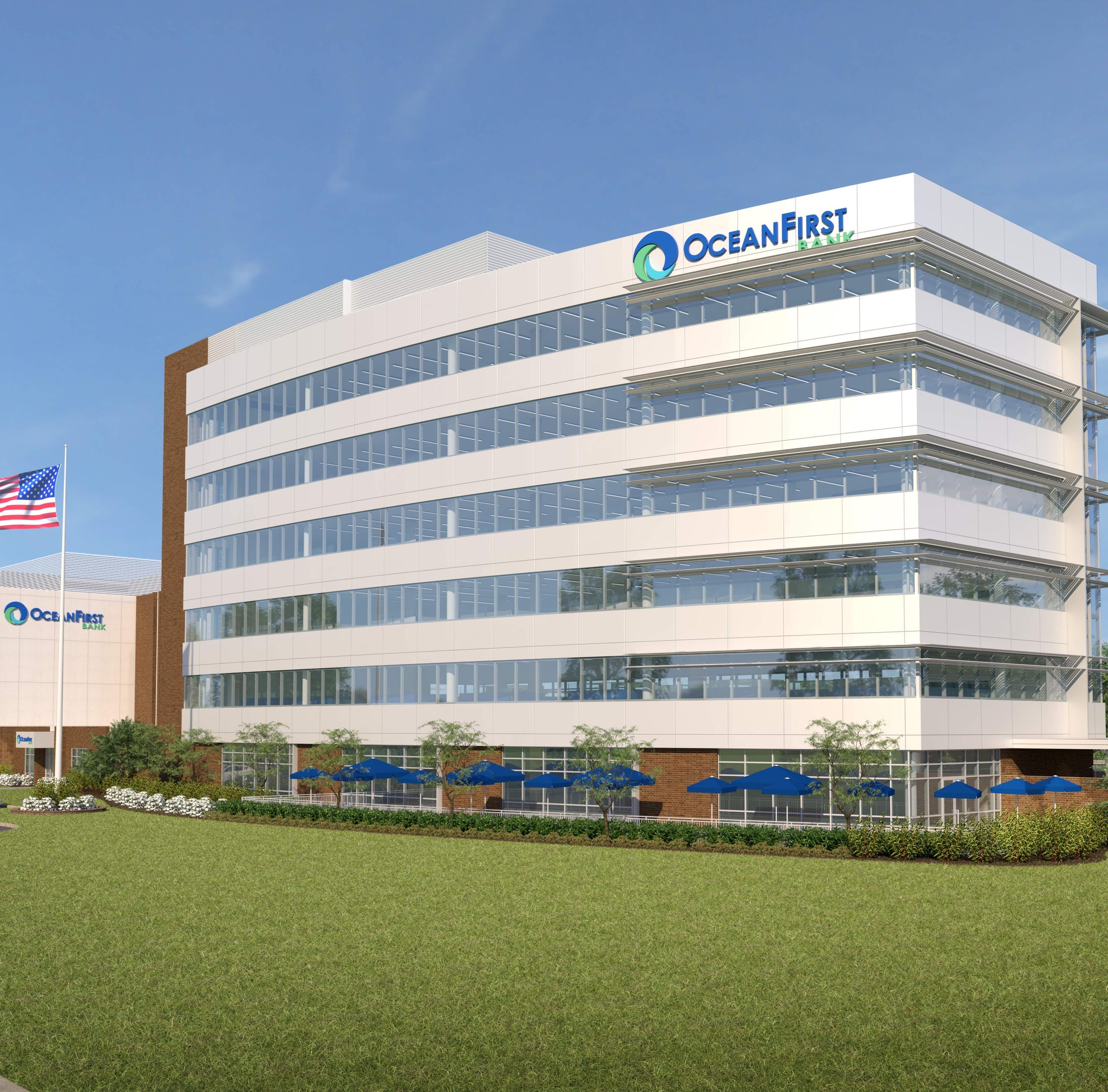 OceanFirst Financial plans giant headquarters expansion in Toms River