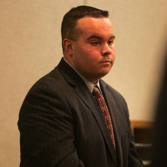 Suspended Long Branch cop had 'red flags'; should he have been fired?