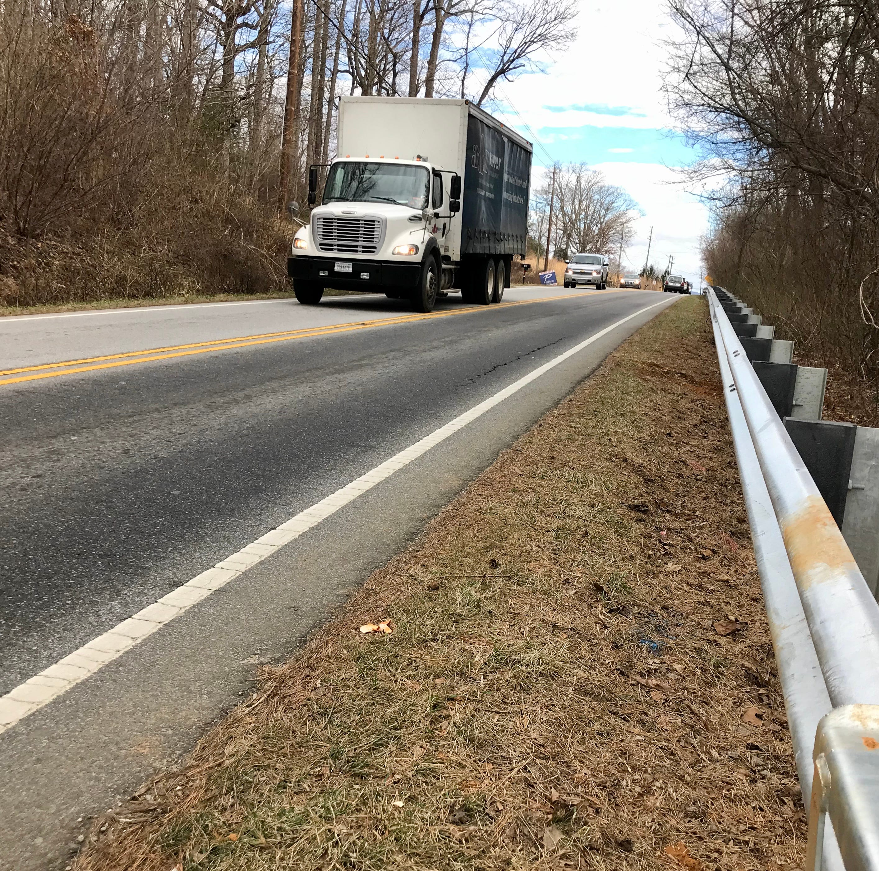 Answer Man: Mills Gap Road guardrails? Street drug value?