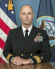 Rear Admiral Scott Gray