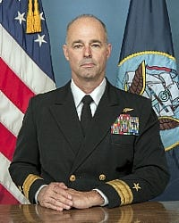 Rear Admiral Scott Gray