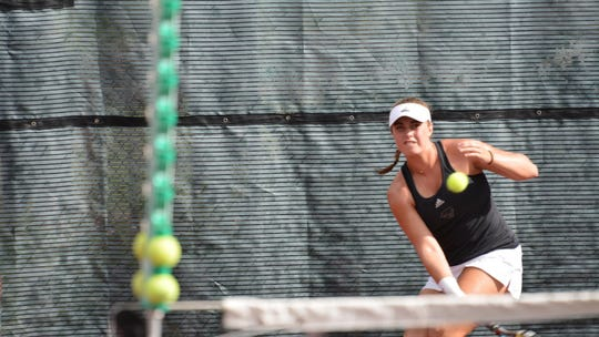 The women's tennis team is one of three varsity sports being eliminated by Florida Tech.