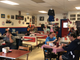 Sandi's Diner, which is located on Ayers Street, offers a 50's style atmosphere and all-American food to customers in Corpus Christi.