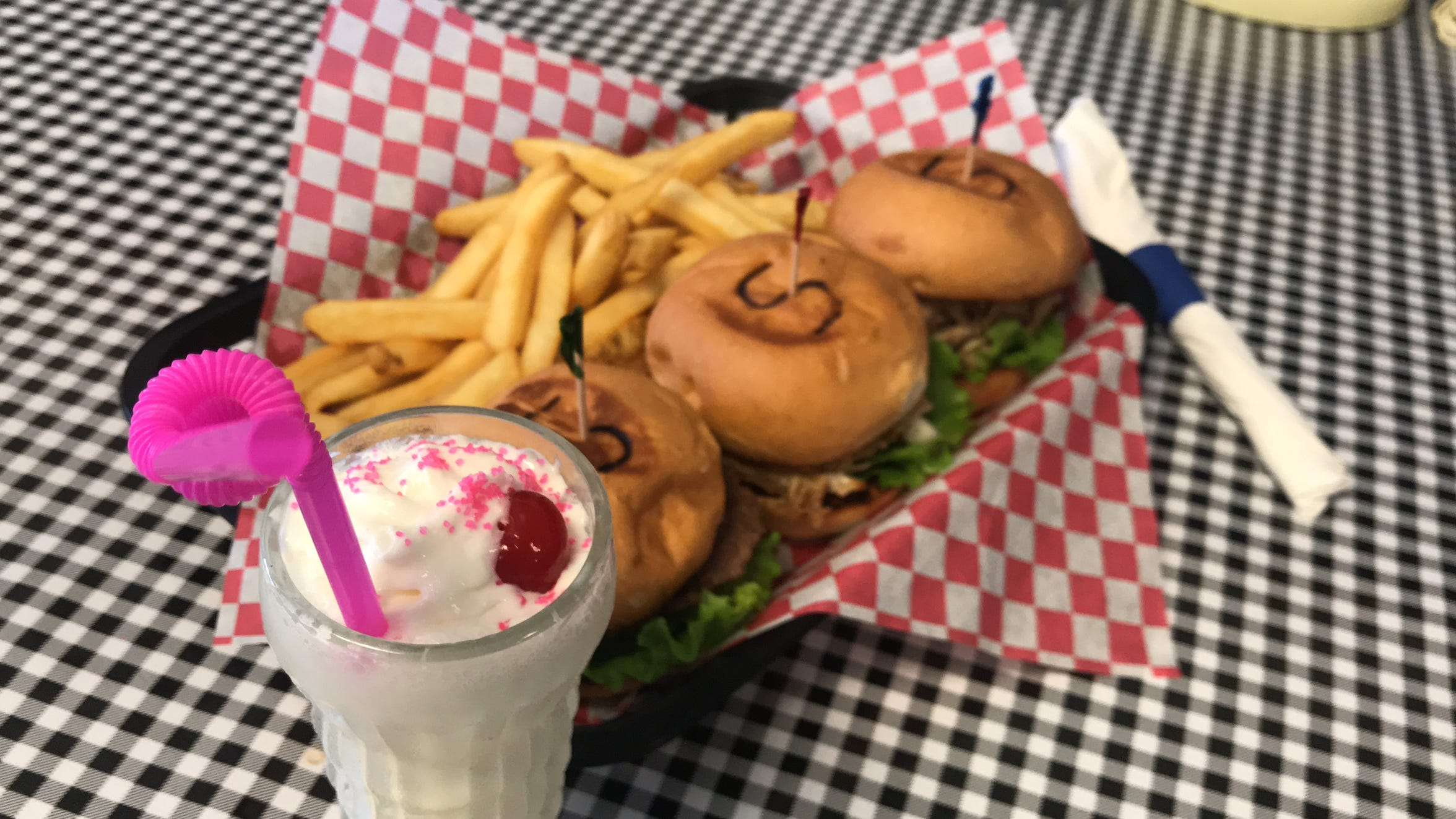 Sandi's Diner offers authentic all-American food to Corpus Christi residents.