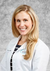 Cheri Leahy is a registered dietitian nutritionist at Jefferson Health.