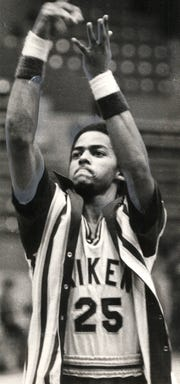 MARCH 19, 1978: Enquirer player of the year was Bobby Austin, Aiken High School.