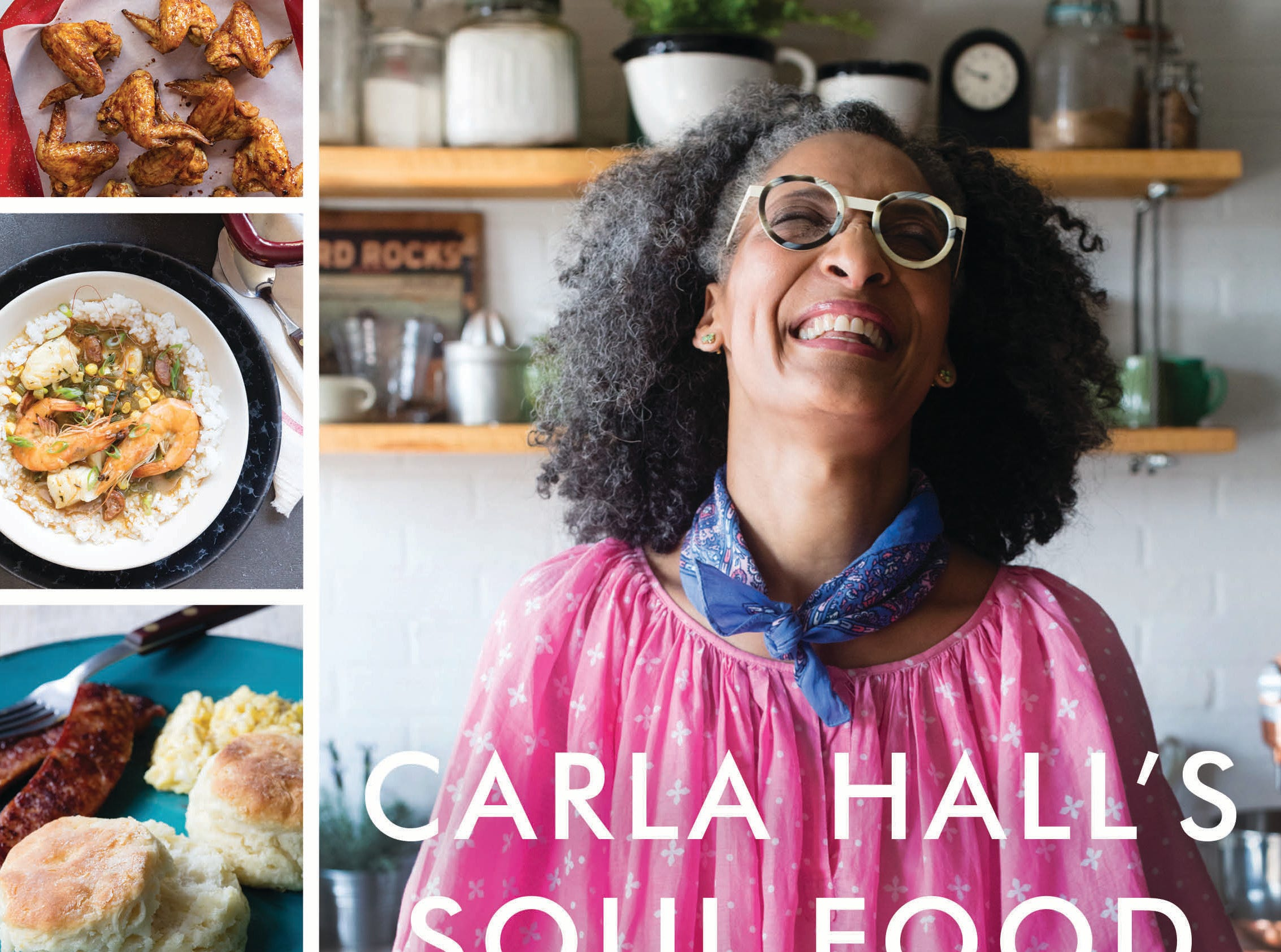 """Celebrity chef and former """"Chew"""" co-host Carla Hall."""