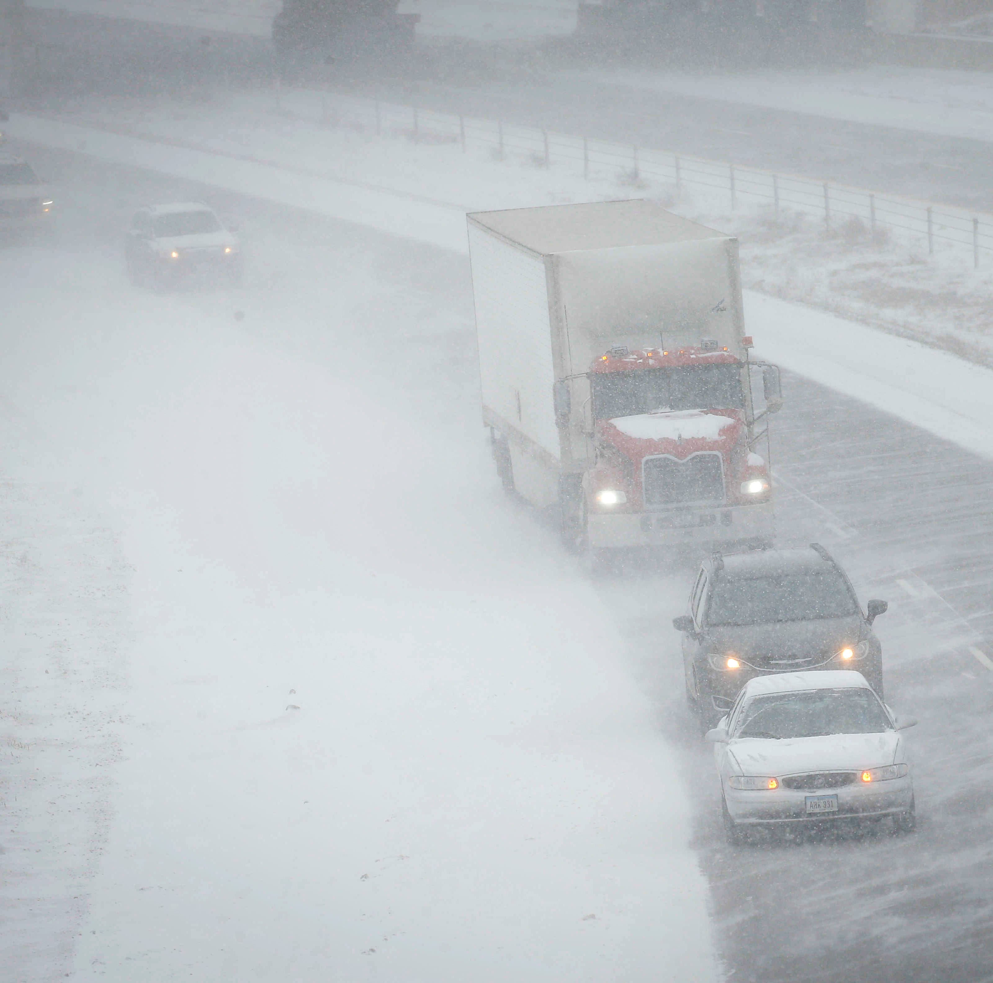 'Extremely difficult' morning commutes expected as Iowa gets slammed by another snowstorm