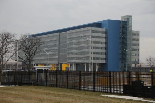 General Motors Technical Center in Warren on Monday, Feb. 4, 2019.