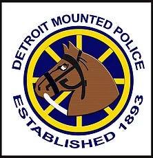 Detroit Police Mounted Unit