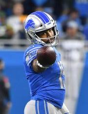 Finding a slot receiver to replace Golden Tate remains a pressing need for the Lions.