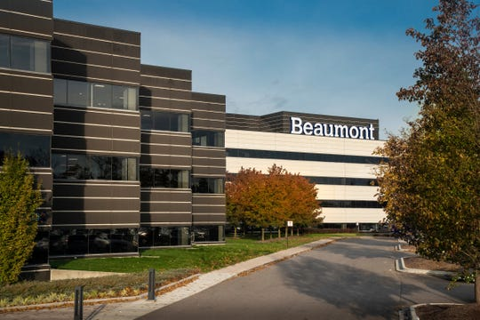 Beaumont Health has about 500 job openings for GM's laid-off white collar workers.