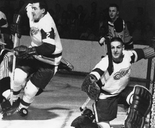 "Former Red Wings great Terry Sawchuk is the subject of the film ""Goalie,"" which is expected to be released March 1 in selected Canadian theaters."