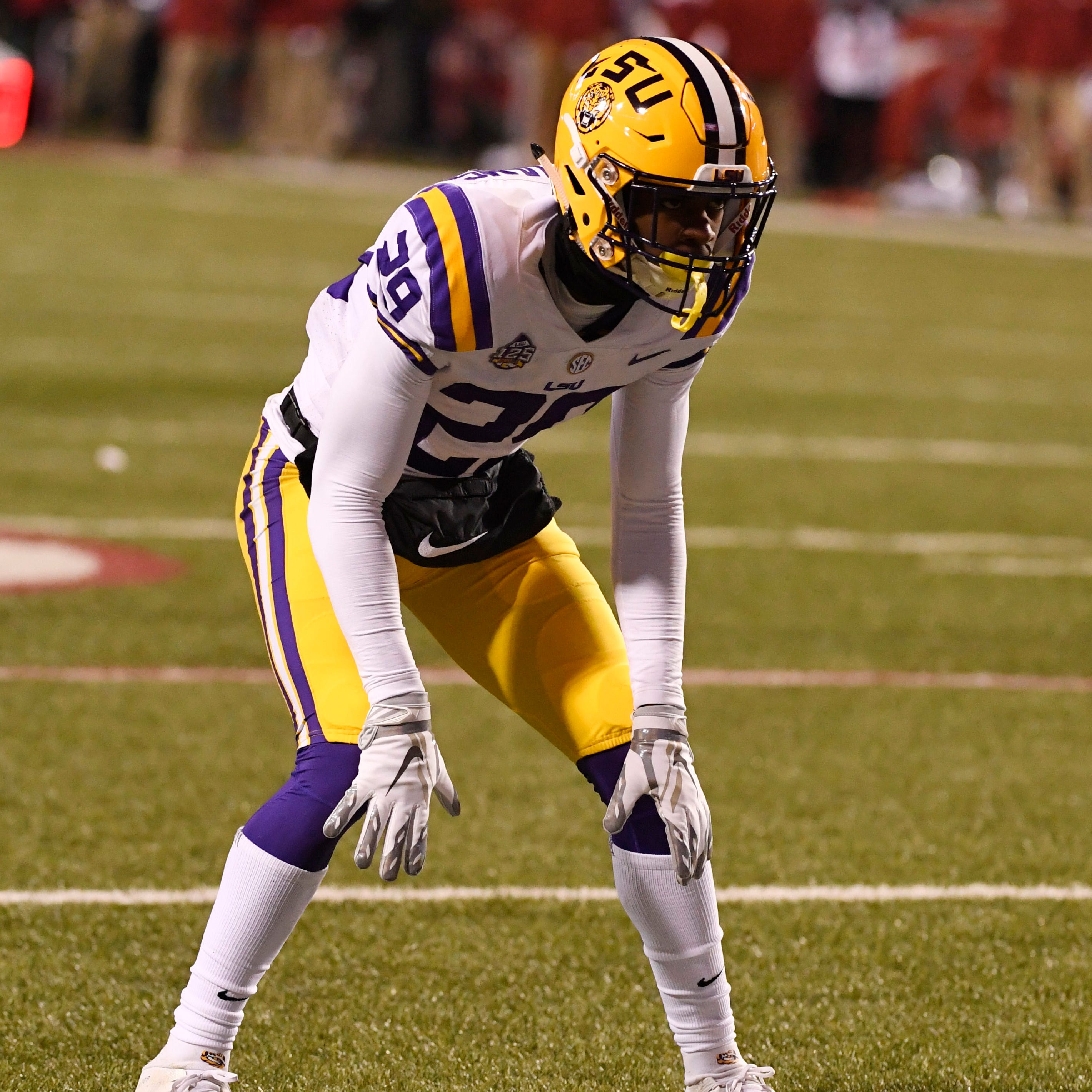 Lions select LSU CB Greedy Williams in Todd McShay's latest mock draft for ESPN