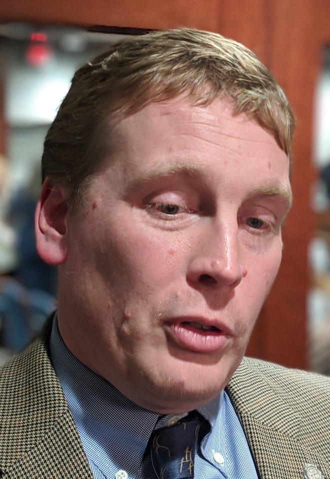 Sen. Ed McBroom, R-Vulcan
