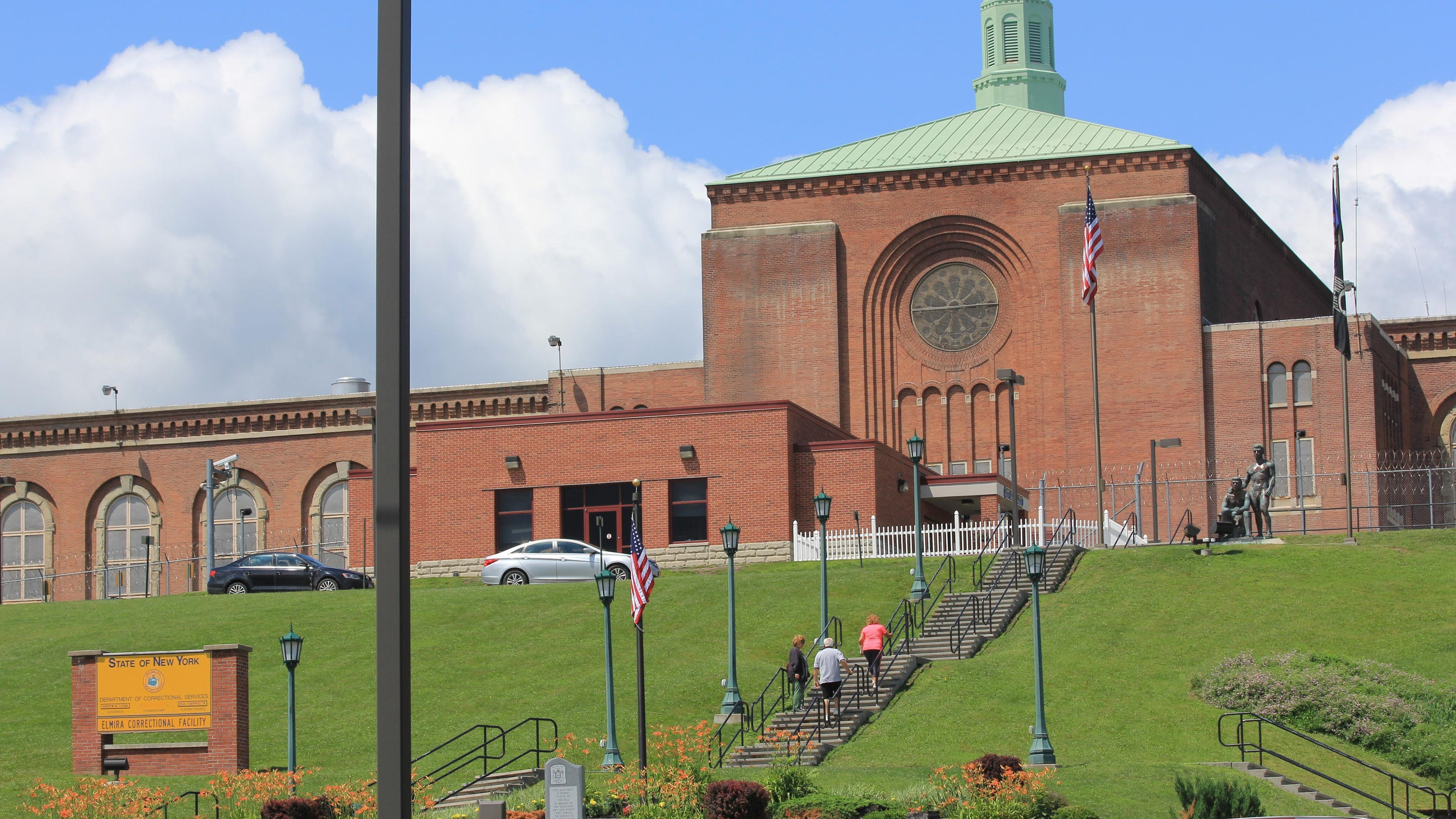Elmira Correctional Facility officers injured in inmate attack