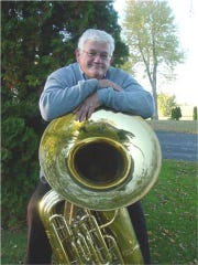 The Tuba Dan Band of Ripon will be performing at the event.