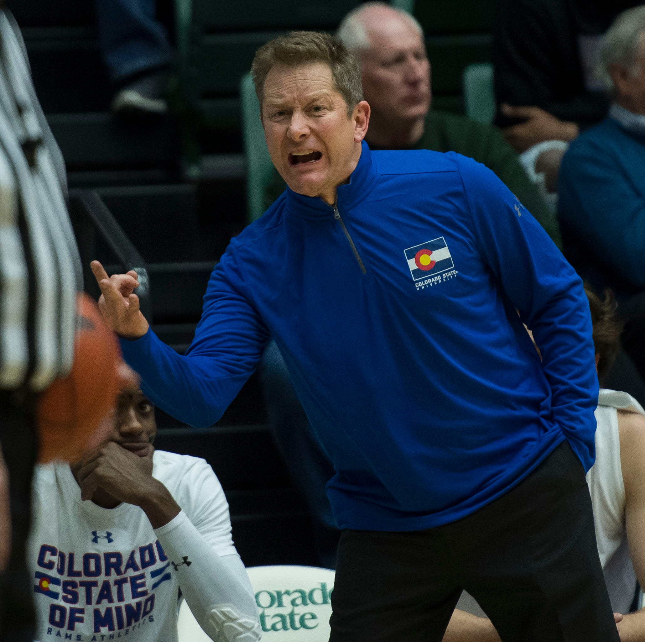 CSU basketball coach Niko Medved talks Nico Carvacho, roster rebuild and more