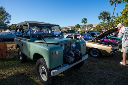 The Cape Coral Charity Car Show returns Saturday