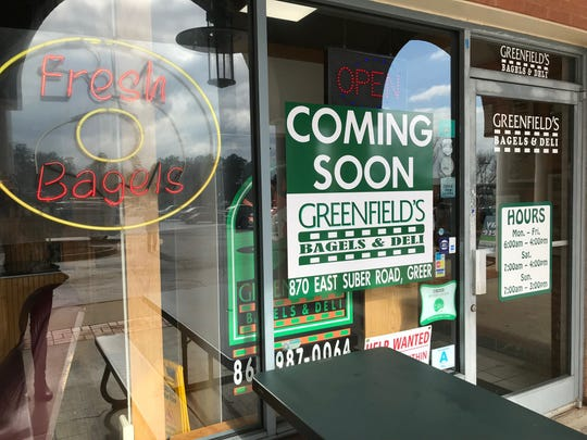 After nearly 20 years, Greenfield's Bagels and Deli is expanding.