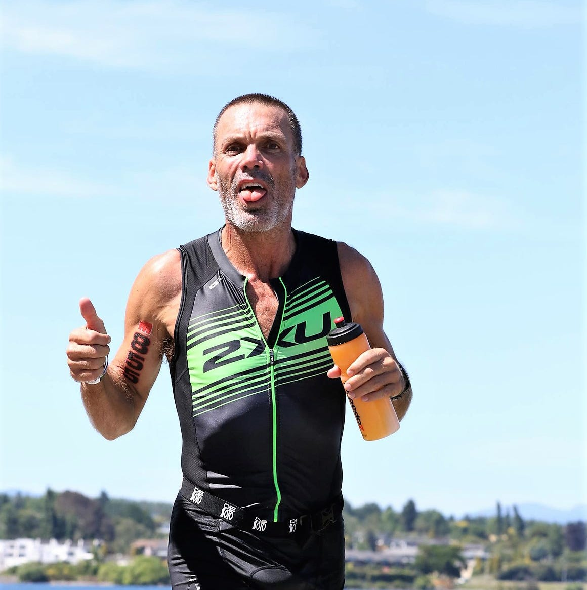Craig Weymouth's athletic ascent to Pacific Games began on Recovery Road