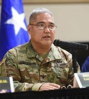 Maj. Gen. Roderick R. Leon Guerrero