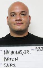 Brien Sers Nicholas Jr.
