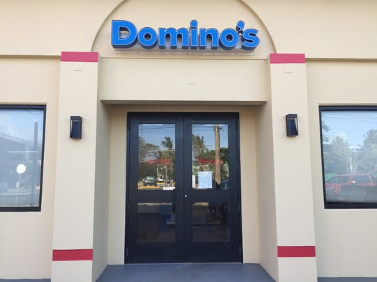 An eighth Domino's restaurant may be opening its door in late February, says General Manager Steve Huhne.