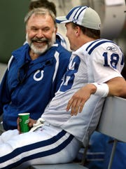 Howard Mudd is back with the Colts.