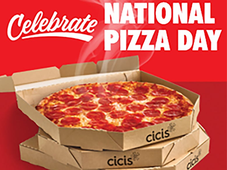 National Pizza Day deals and where to find them