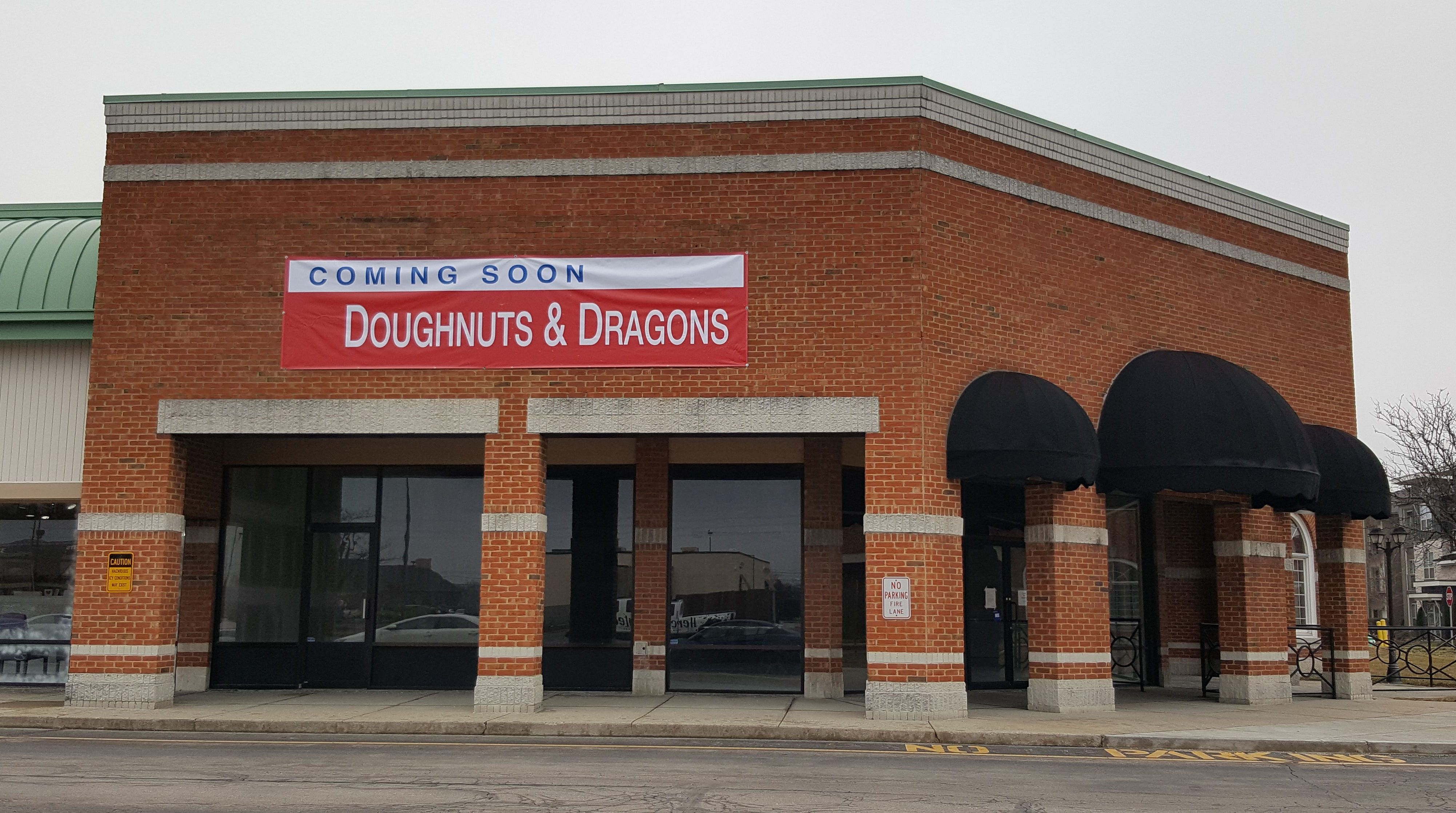 Doughnuts, beer and board games: Doughnuts & Dragons to open in northeast Indianapolis