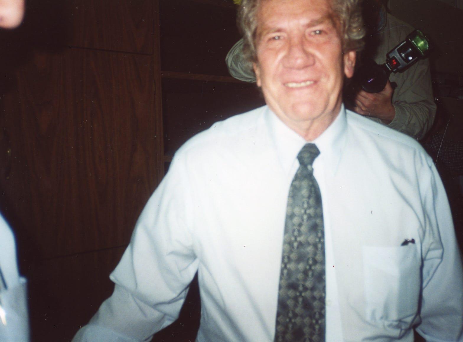 Jack Kirkland, former KNS photographer and photo editor.