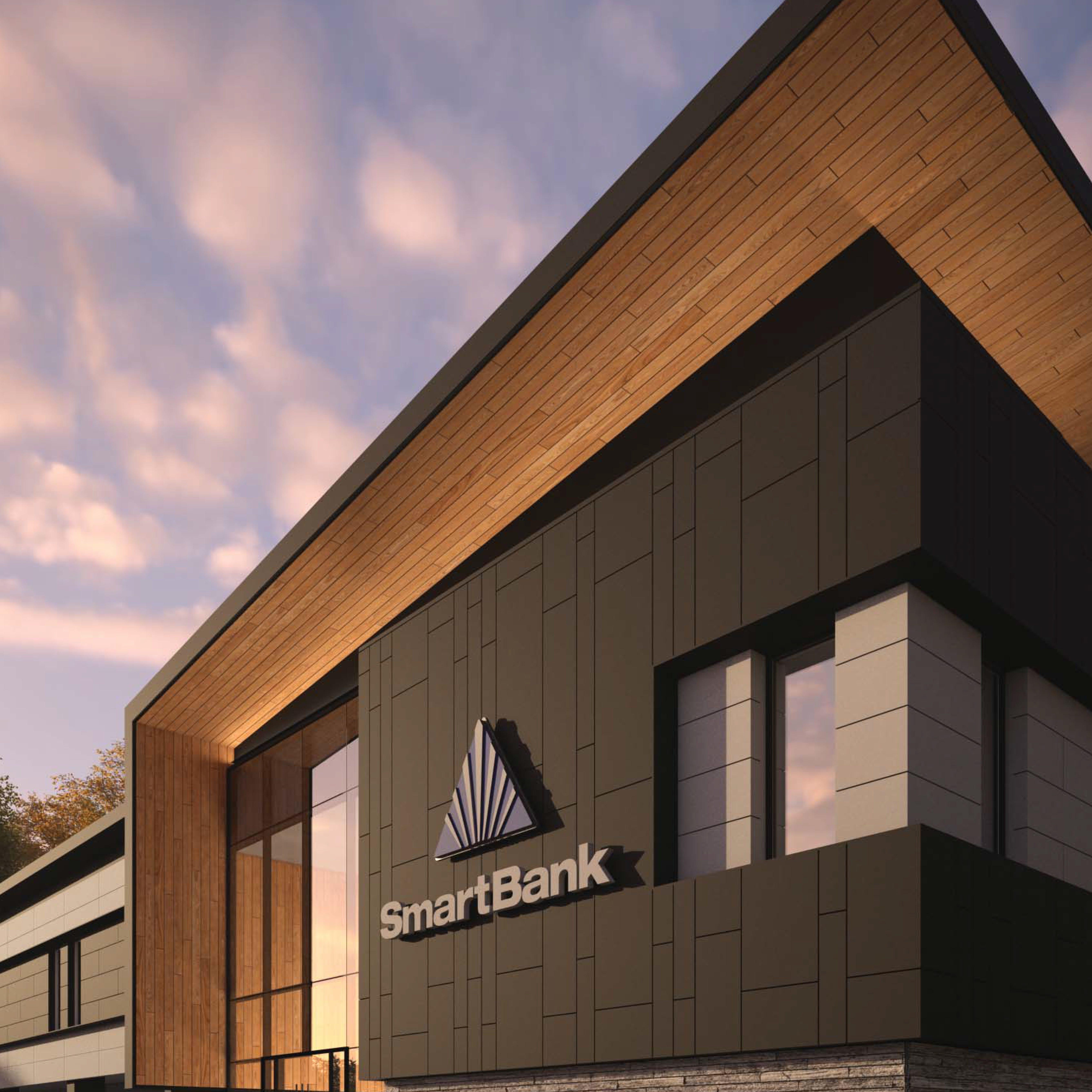 SmartBank nearing $158M merger with North Carolina-based bank