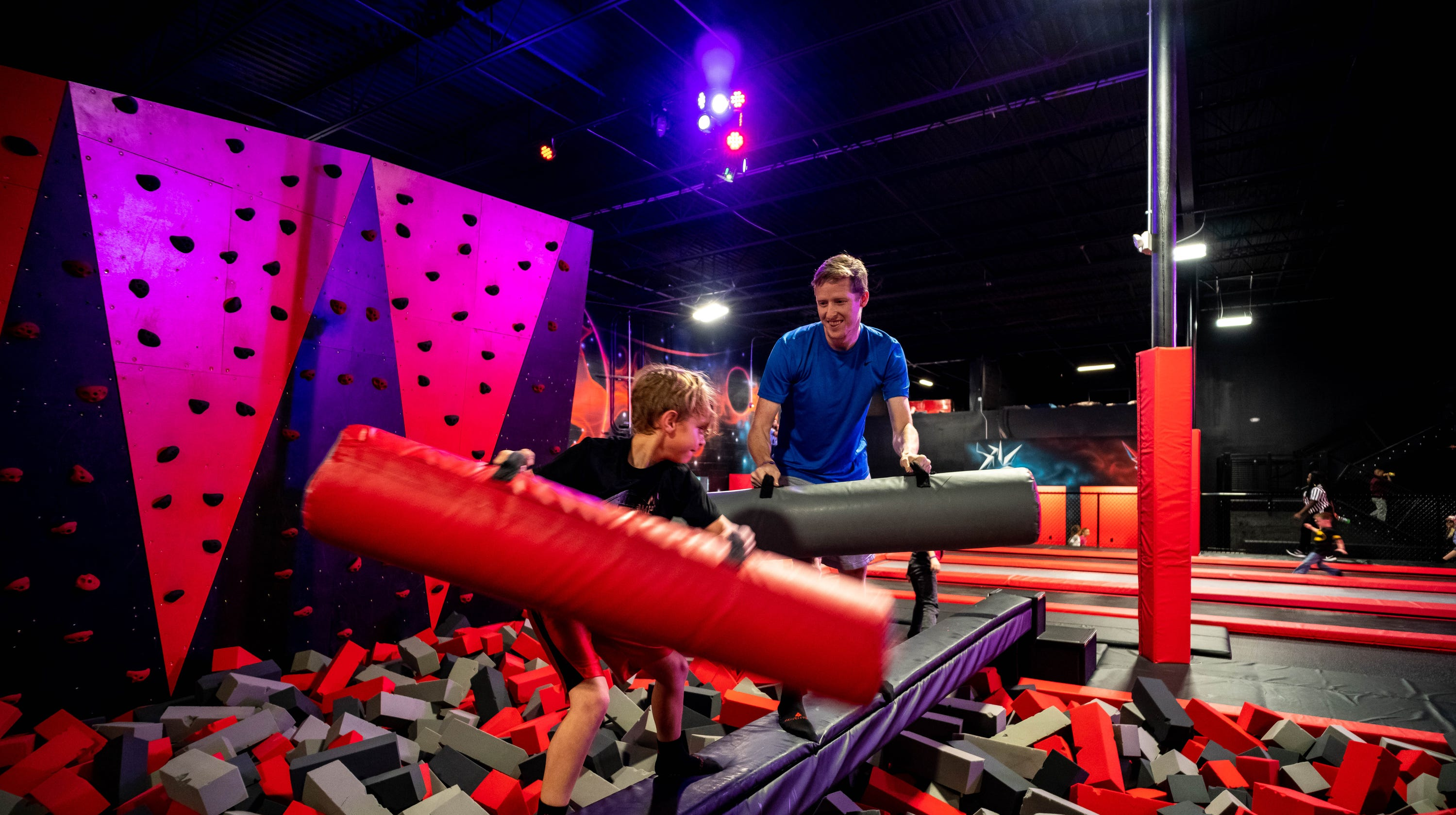 Go Karts Nashville >> Adventure Air Sports comes to Knoxville, Ninja Warrior ...
