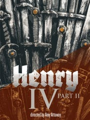 """The 59th annual free Kentucky Shakespeare Festival will feature """"Henry IV,"""" directed by Amy Attaway."""