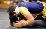 See some of the action from Wednesday's Division 2 district final between DeWitt and Eastern.