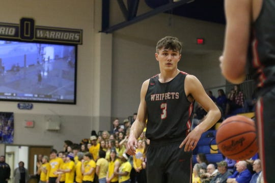 Shelby's Uriah Schwemley makes the Whippets a dangerous team come tournament time.