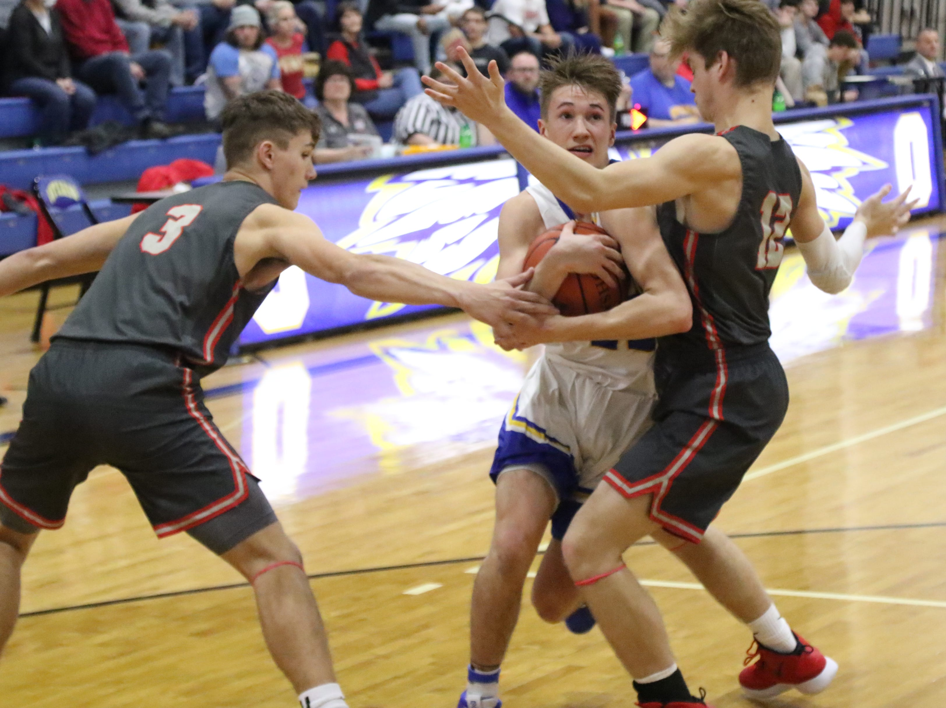 GALLERY: Ontario 45, Shelby 31