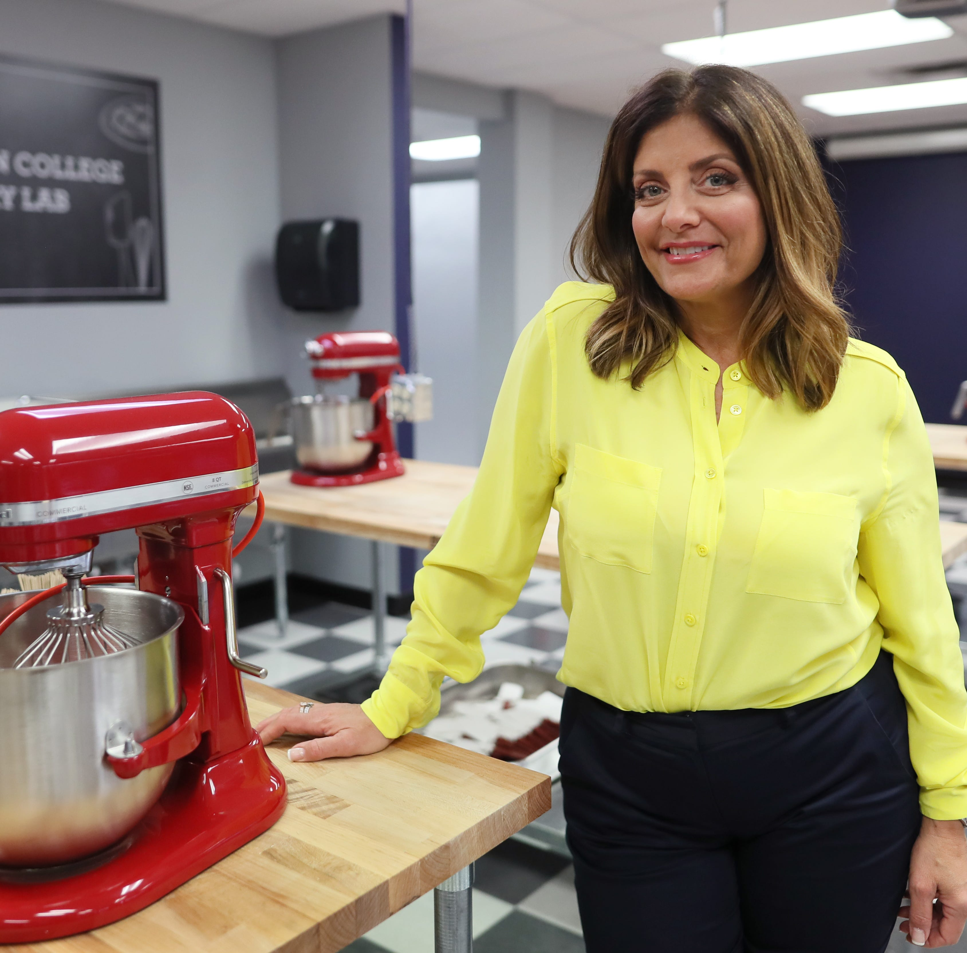 Remington College launches new culinary program with 'Housewives' star Kathy Wakile