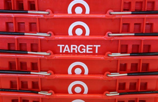 Target offers deals for teachers on school supplies. /photo file