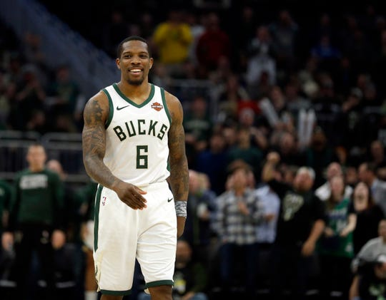 Eric Bledsoe is averaging 15.7 points, 5.5 assists, 4.6 rebounds and 1.4 steals.