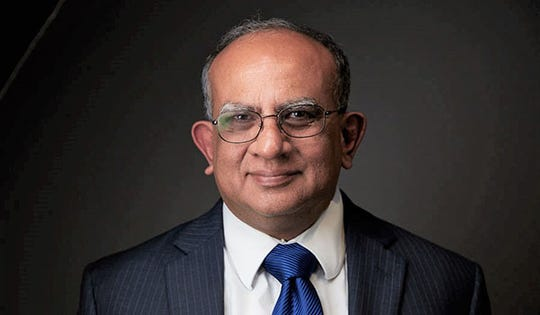 Kaushal Chari will become dean of the University of Wisconsin-Milwaukee's school of business in June.