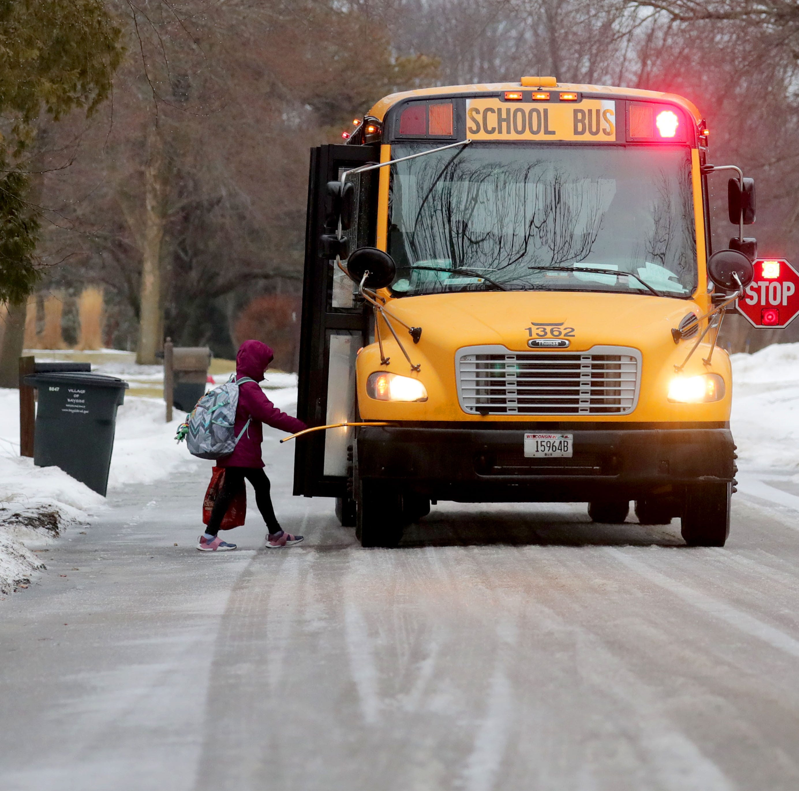 At least half a dozen Milwaukee area school districts affected by abrupt closure of crossing guard contractor